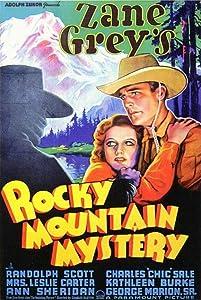 Rocky Mountain Mystery USA