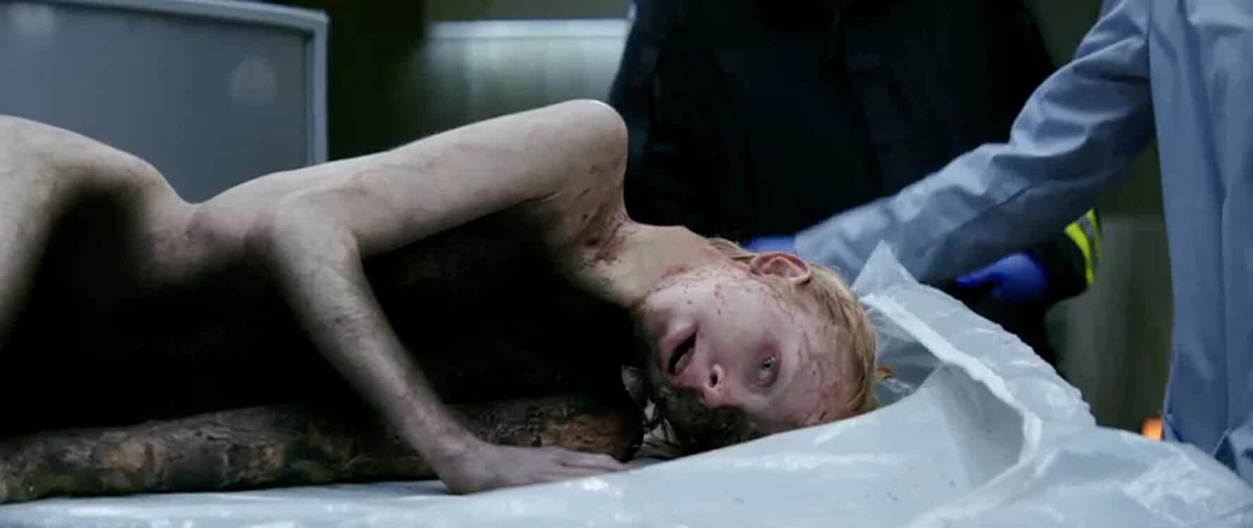 Kirby Johnson in The Possession of Hannah Grace (2018)