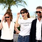 Vincent Cassel, Emmanuelle Bercot, and Maïwenn at an event for Mon roi (2015)