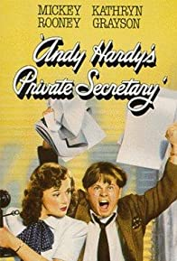 Primary photo for Andy Hardy's Private Secretary