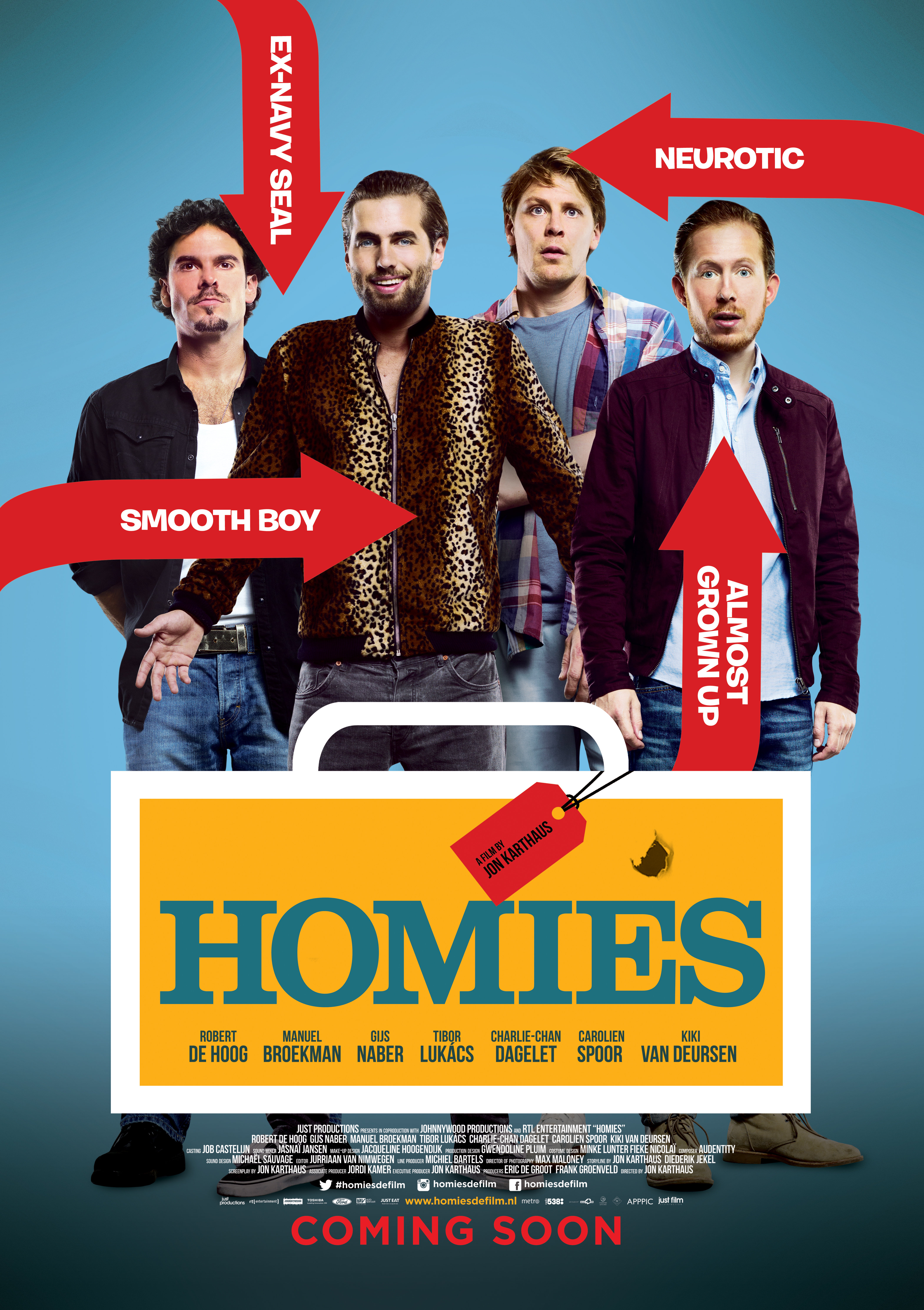 Homies (2015) - IMDb