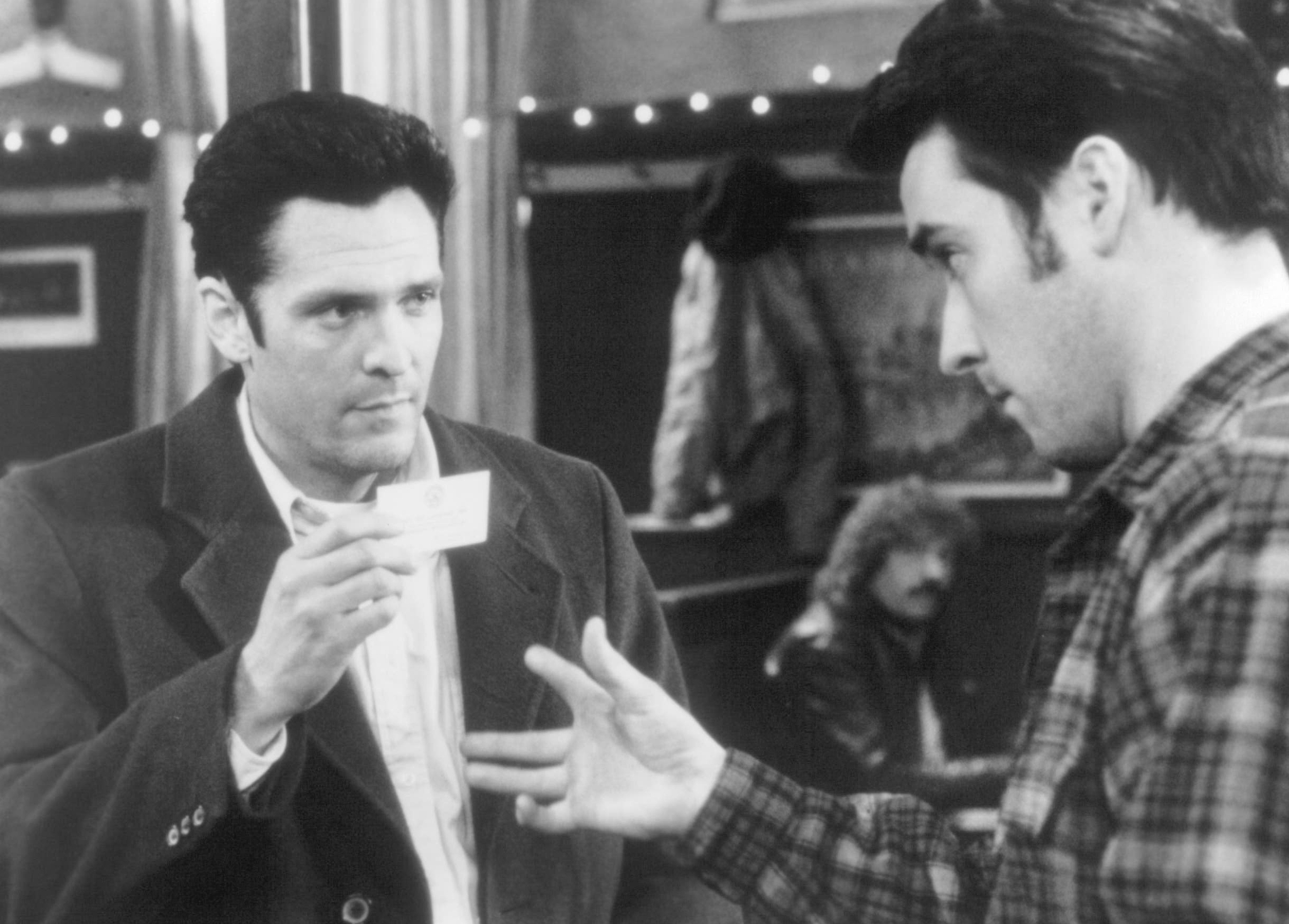 John Cusack and Michael Madsen in Money for Nothing (1993)