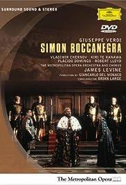Simon Boccanegra Poster