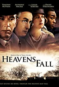 Timothy Hutton, David Strathairn, Leelee Sobieski, and Anthony Mackie in Heavens Fall (2006)