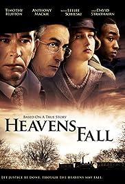 Heavens Fall(2006) Poster - Movie Forum, Cast, Reviews