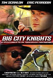 Big City Knights Poster