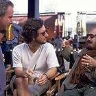 Scott Alexander and Larry Karaszewski with Danny DeVito