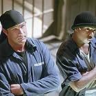 Steven Seagal and Ja Rule in Half Past Dead (2002)