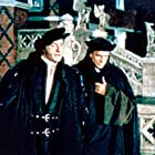 Paul Scofield and Nigel Davenport in A Man for All Seasons (1966)