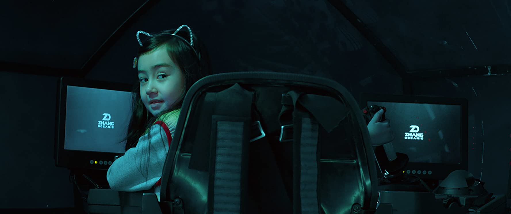 Shuya Sophia Cai in The Meg (2018)