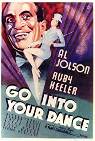 Al Jolson and Ruby Keeler in Go Into Your Dance (1935)