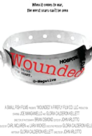 Wounded Poster