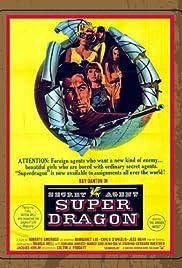 Secret Agent Super Dragon Poster