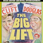 Montgomery Clift, Paul Douglas, Cornell Borchers, and Bruni Löbel in The Big Lift (1950)
