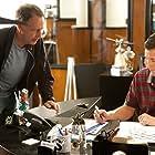 Adam Sandler and Dennis Dugan in Jack and Jill (2011)