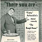 Roscoe 'Fatty' Arbuckle in The Rough House (1917)