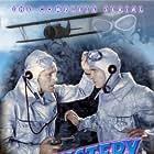 Bob Kortman and Bob Steele in The Mystery Squadron (1933)
