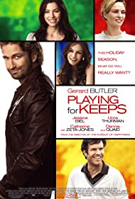 Uma Thurman, Dennis Quaid, Catherine Zeta-Jones, Jessica Biel, and Gerard Butler in Playing for Keeps (2012)