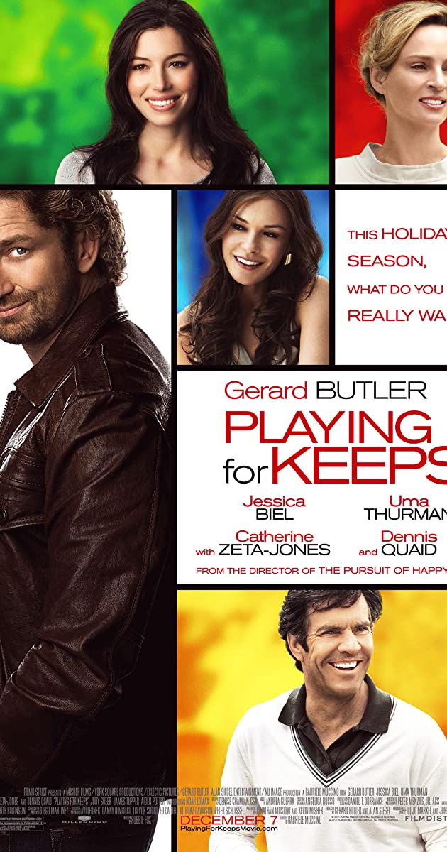 Subtitle of Playing for Keeps