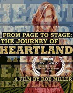 Movie mp4 downloads From Page to Stage: The Journey of Heartland USA [[movie]