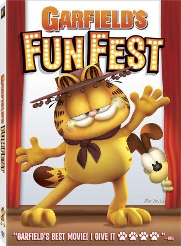 Garfield S Fun Fest Video 2008 Imdb