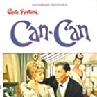 Frank Sinatra, Shirley MacLaine, and Juliet Prowse in Can-Can (1960)