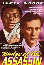 Badge of the Assassin(1985) Poster - Movie Forum, Cast, Reviews