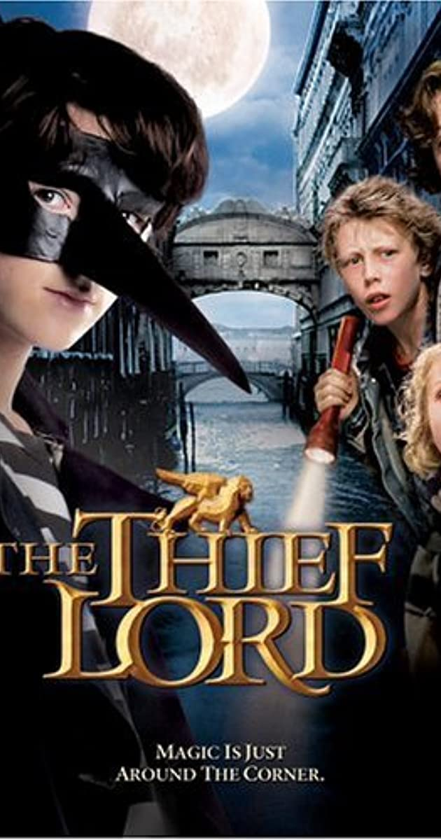 Subtitle of The Thief Lord