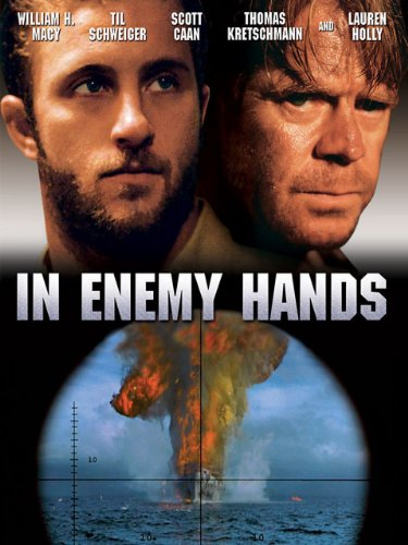 William H. Macy and Scott Caan in In Enemy Hands (2004)