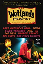 Wetlands Preserved: The Story of an Activist Nightclub Poster