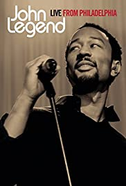 John Legend: Live from Philadelphia Poster