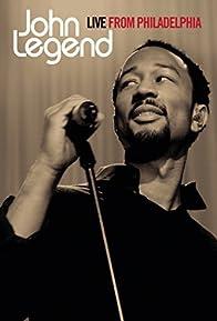 Primary photo for John Legend: Live from Philadelphia