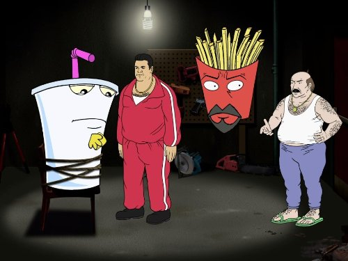 Aqua Teen Hunger Force (2000)