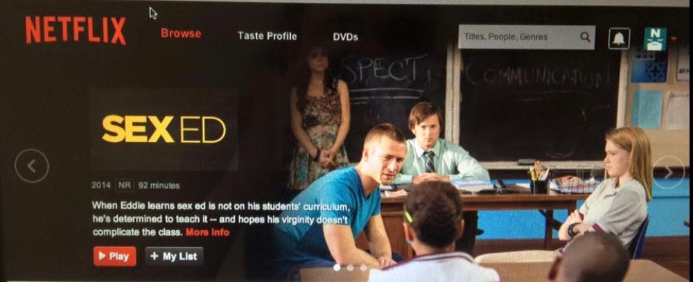 Sex play teaching dvds