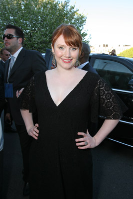 Bryce Dallas Howard at an event for Spider-Man 3 (2007)
