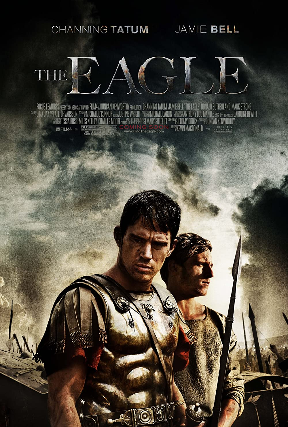 The Eagle 2011 Dual Audio  480p | 720p BluRay [Hindi ORG + English]  x264 AAC  400MB | 800MB Download