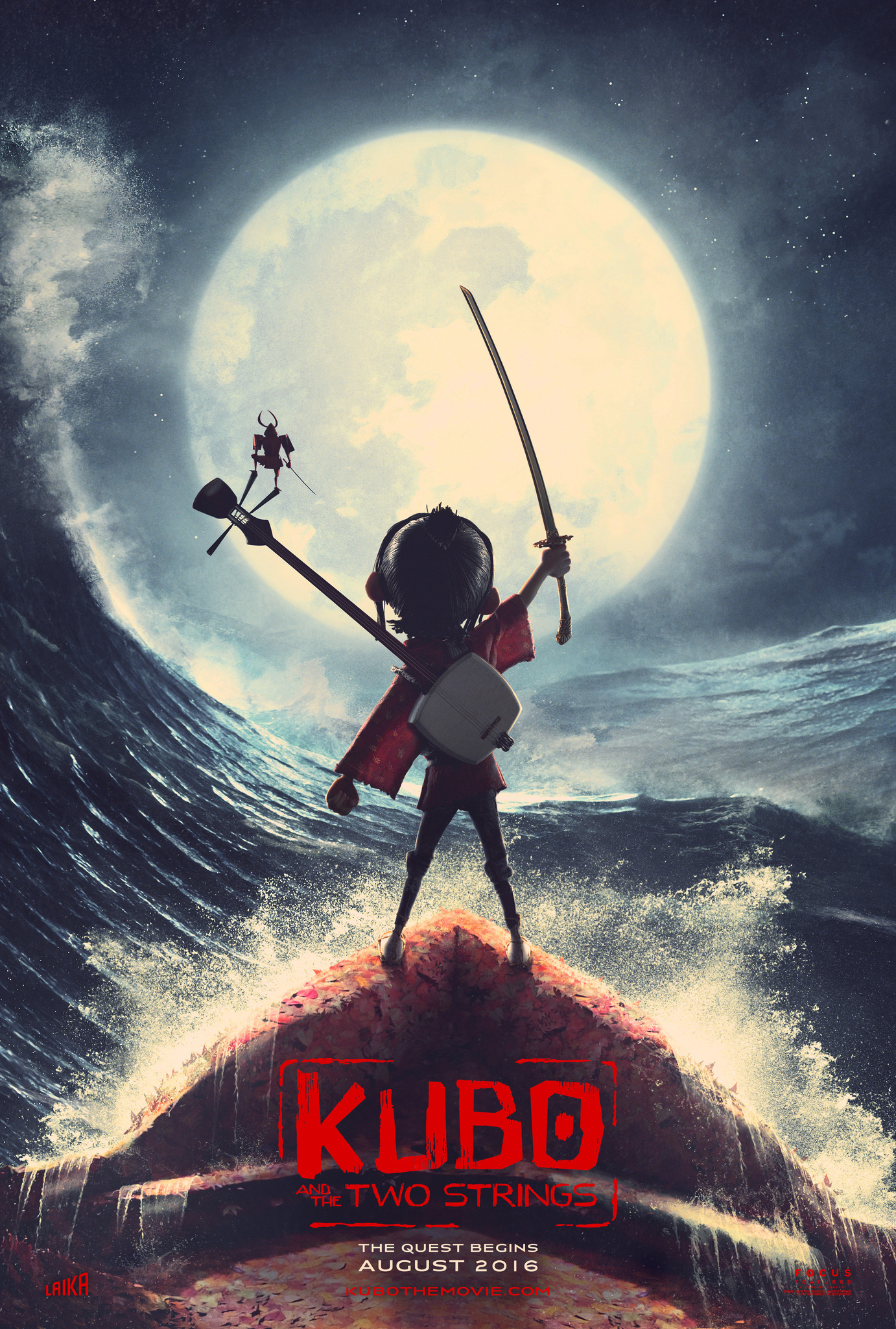 Art Parkinson in Kubo and the Two Strings (2016)