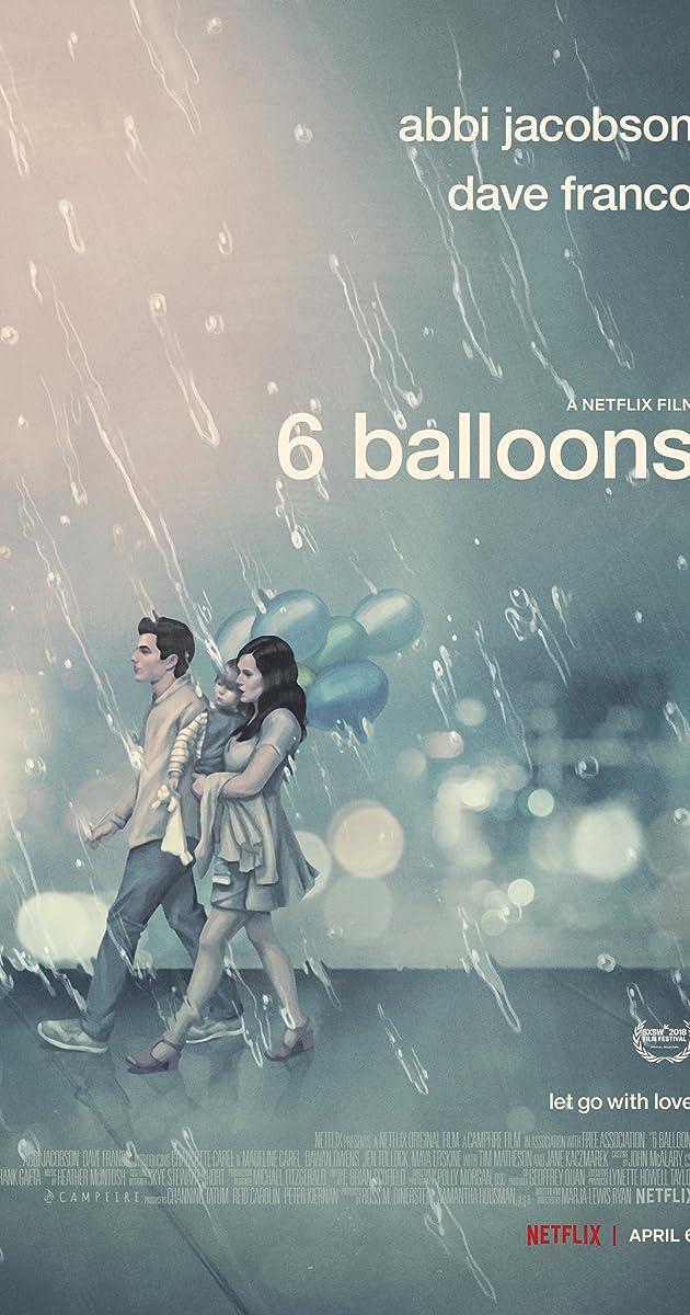دانلود فیلم 6 Balloons