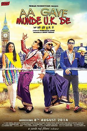 Where to stream Aa Gaye Munde U.K. De