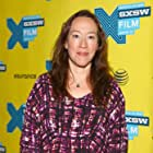 Karyn Kusama at an event for The Invitation (2015)