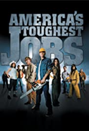 America's Toughest Jobs Poster