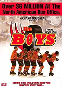 Top downloads movies Les Boys Canada [320p]