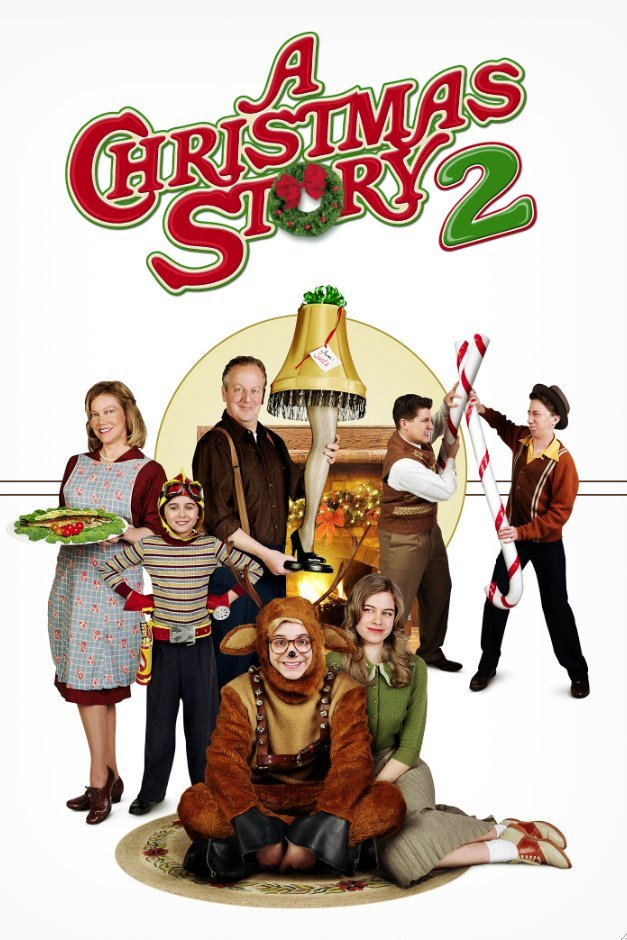 Cast Of Christmas With The Kranks.A Christmas Story 2 Video 2012 Imdb