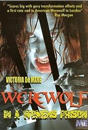 Werewolf in a Womens Prison Poster