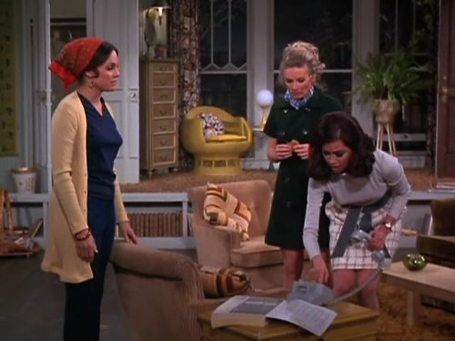 The Mary Tyler Moore Show Second Story Story Tv Episode 1971 Imdb