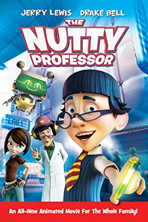 Animation The Nutty Professor Movie