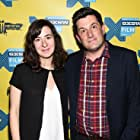 Michael Showalter and Laura Terruso at an event for Hello, My Name Is Doris (2015)