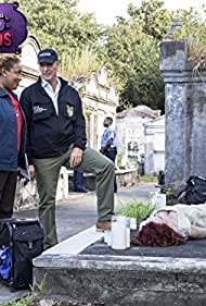 CCH Pounder and Lucas Black in NCIS: New Orleans (2014)