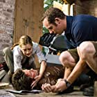 Still of Brittany Murphy, Griff Furst and Christian Oliver in Tribute.