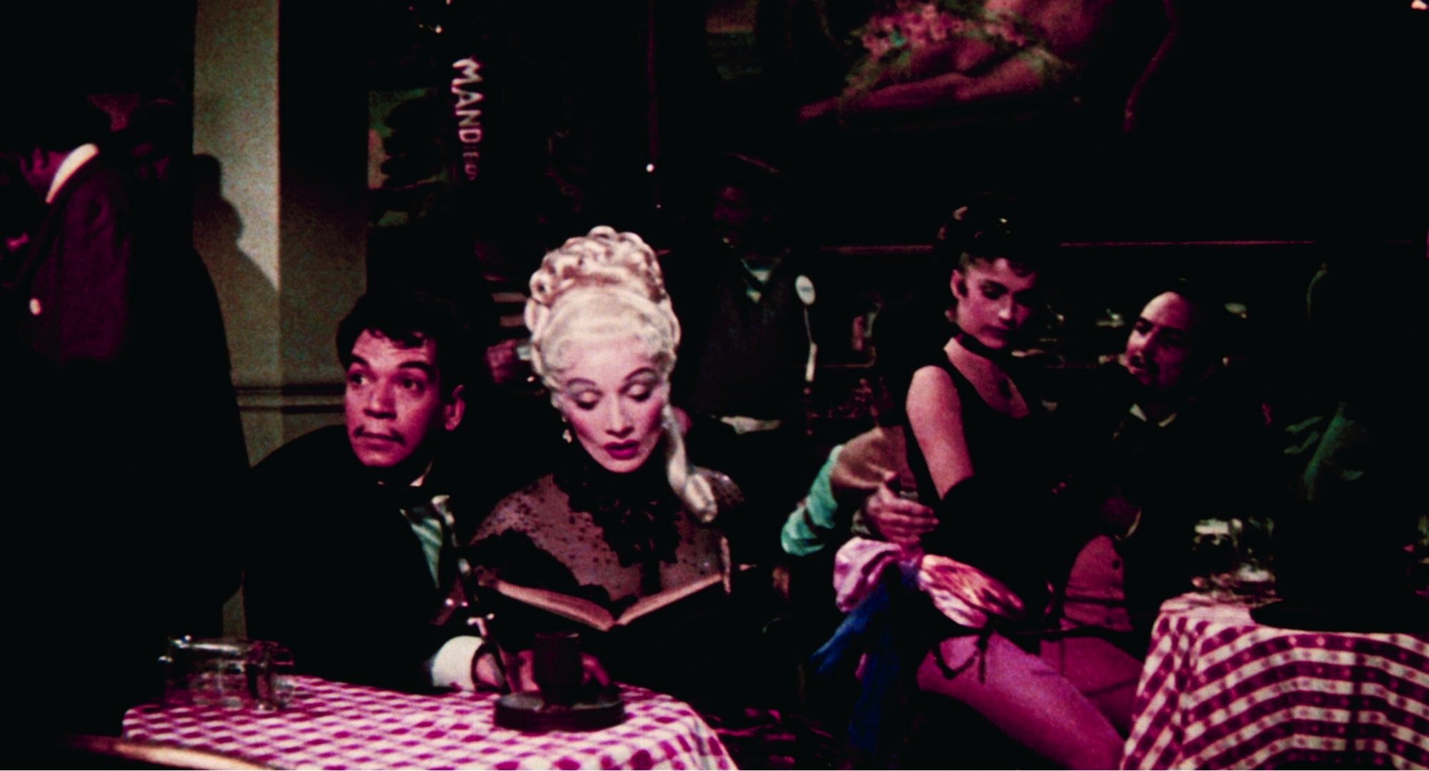 Image result for dietrich in around the world in 80 days color